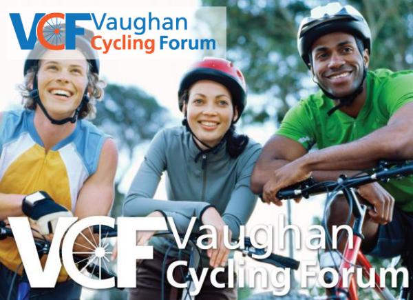 YRCC Presents at Vaughan Cycling Forum