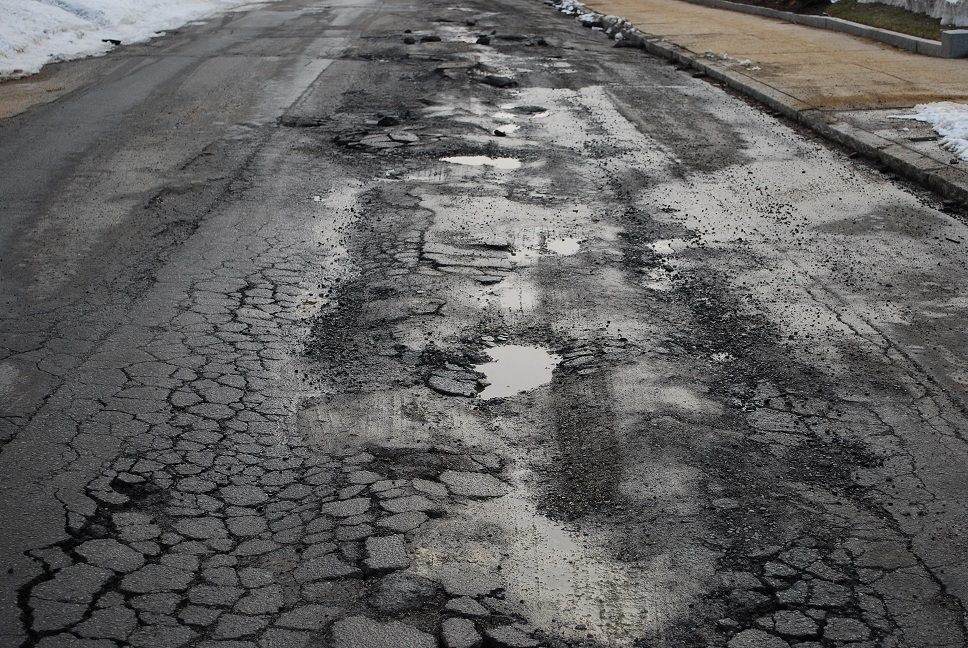 Road Repairs Made on Popular Vaughan Routes