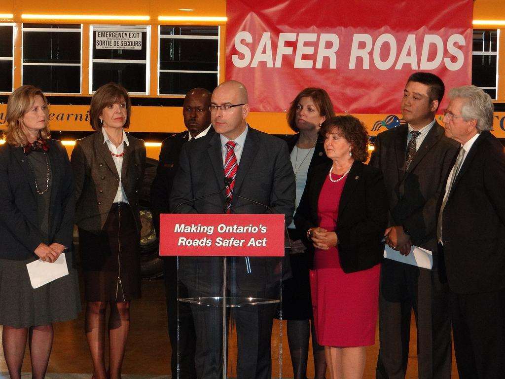 Making Roads Safer Act Introduced.