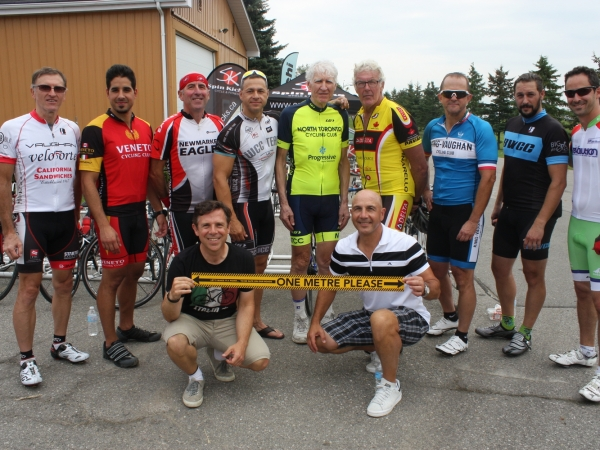 Second Annual YRCC Picnic Attended by Over 200 Cyclists.